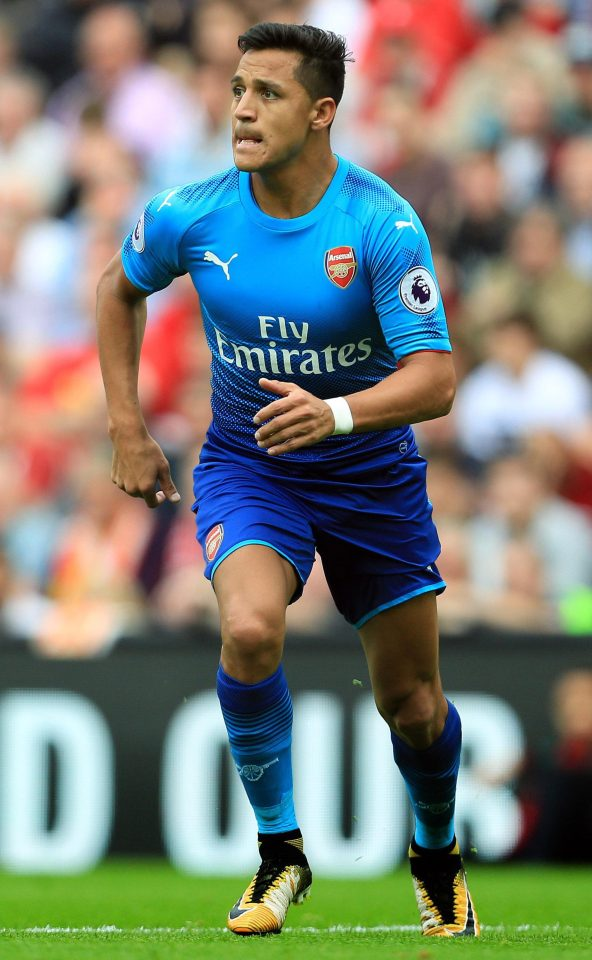Arsene Wenger: Alexis Sanchez Isnt Fat, Hes Serious And Committed