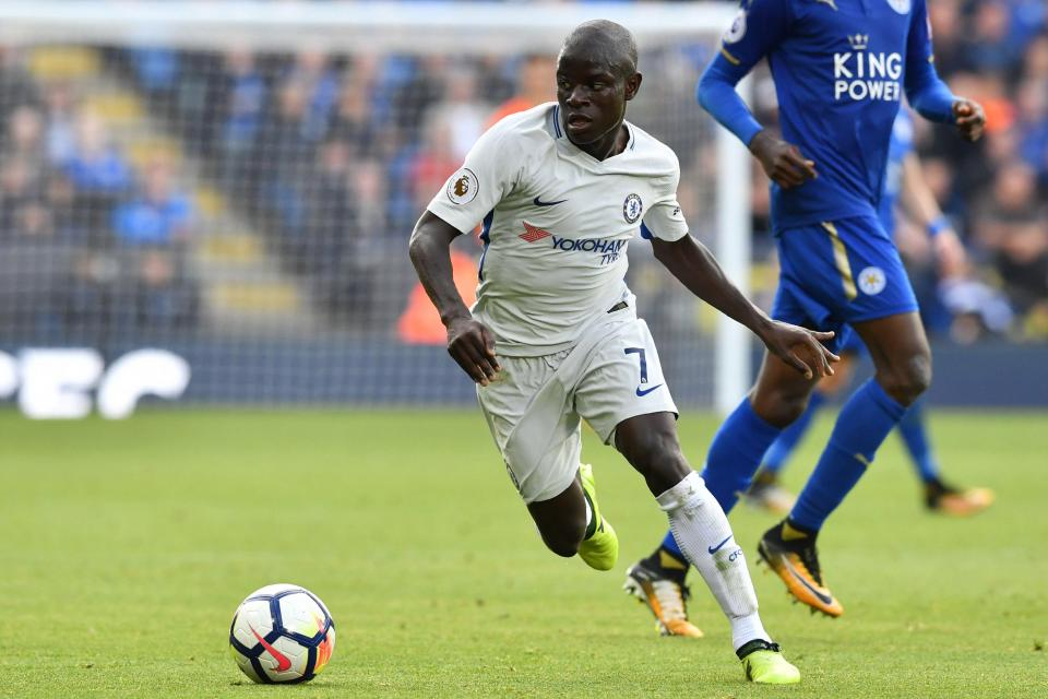 Conte Delighted With NGolo Kantes Progress And Insists Bakayoko Can Emulate The Former Foxes Star