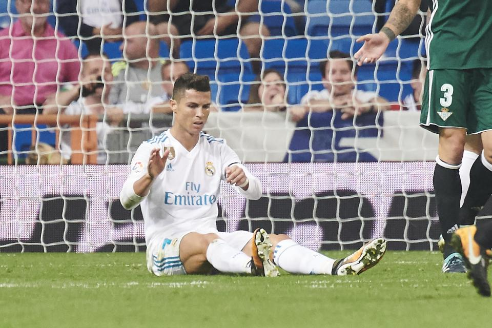 Real Madrid Endure Worst Start At Home This Millennium