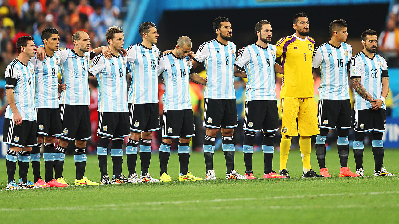 Higuain Again Left Out Of Argentina Squad