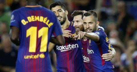Messi The Star Again As Barca Beat Juventus