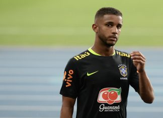 e82bda2faae6 Monaco Left-Back Jorge Called Up For Brazil World Cup Qualifiers
