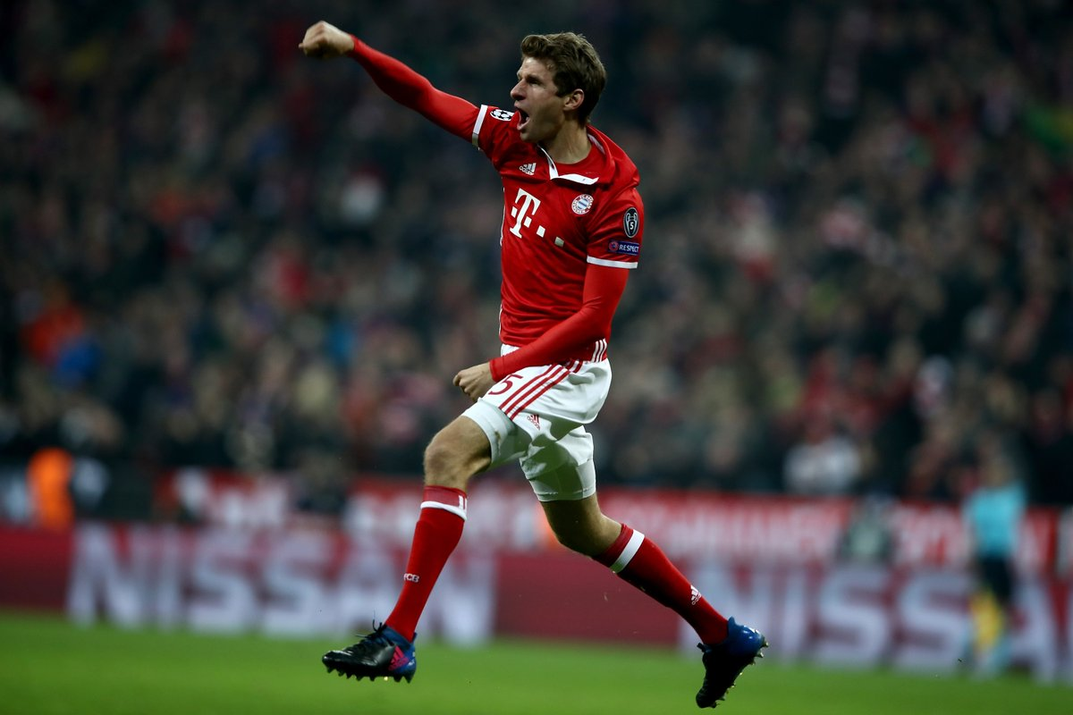Bayern Beat Anderlecht 3 0 In UEFA Champions League