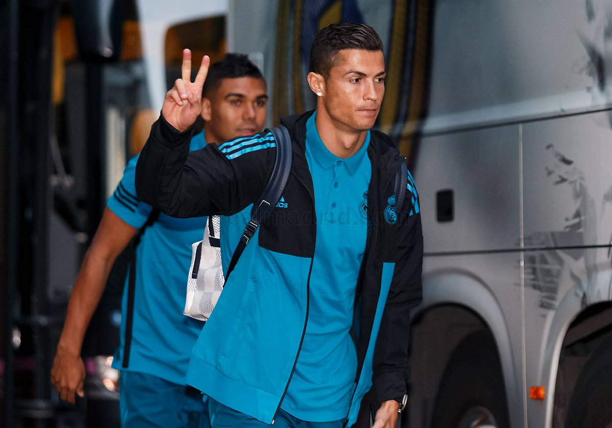 Ronaldo Back As Madrid Look To Cure Striker Worries In Champions League