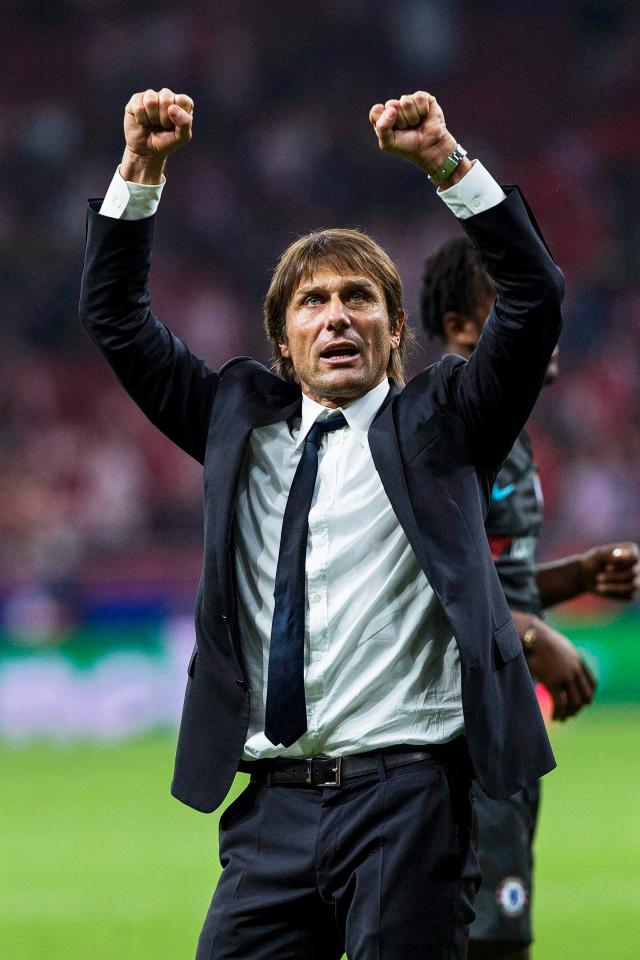 AC Milan Insist They Are 'Not Thinking About Antonio Conte' Becoming Their New Manager