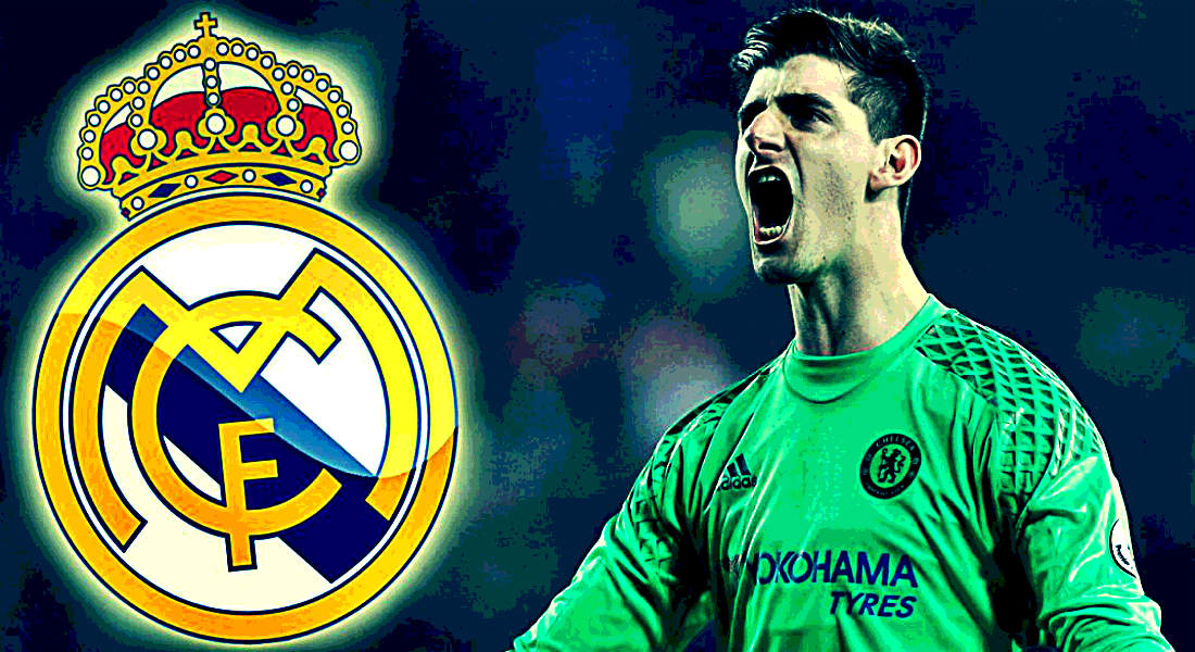timeless design 16247 d7cef Thibaut Courtois Ready To Listen To Real Madrid Offer If ...