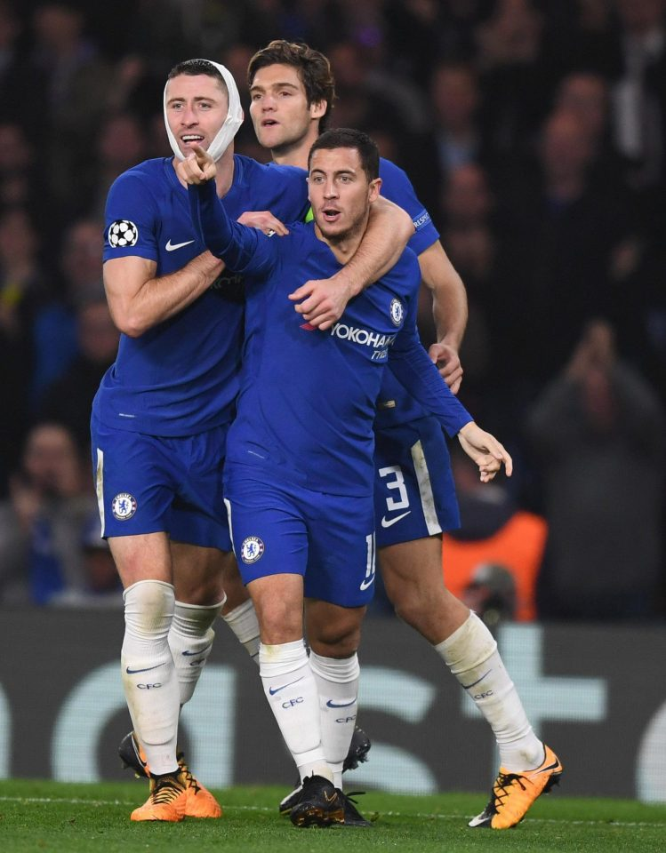 Chelsea Star Eden Hazard Tells Real Madrid He Will Only Sign On One Condition