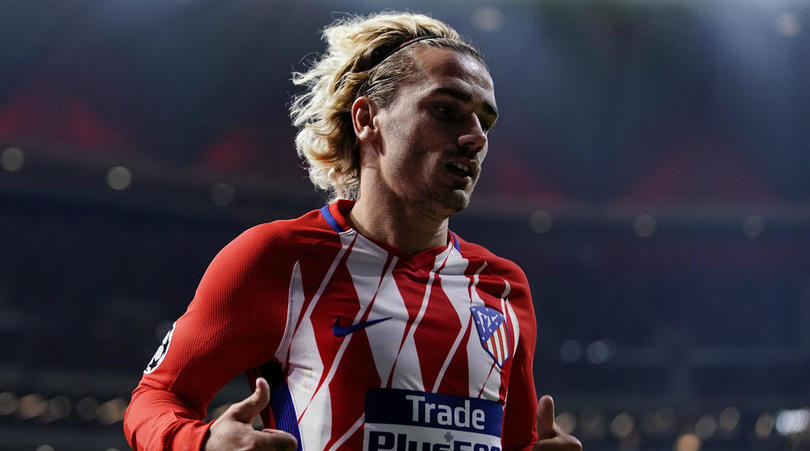 Barcelona 'Want Antoine Griezmann As Atletico Madrid Superstar Becomes No1 Target Ahead Of £89m Move Next Summer