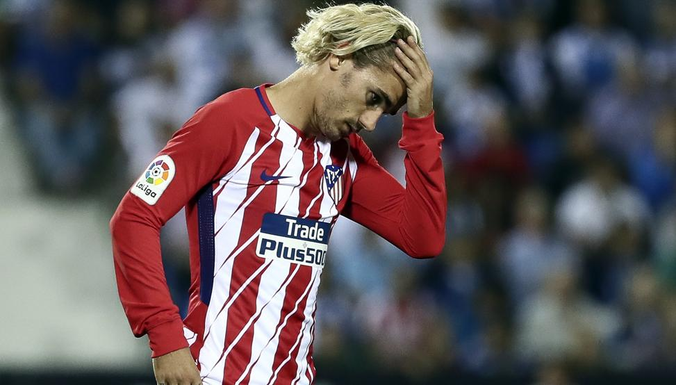 Antoine Griezmann Asks Barcelona To Pay £87M Atletico Madrid Release Clause