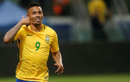 Manchester City Star Gabriel Jesus Is Brazils New Ronaldo, Says Dani Alves