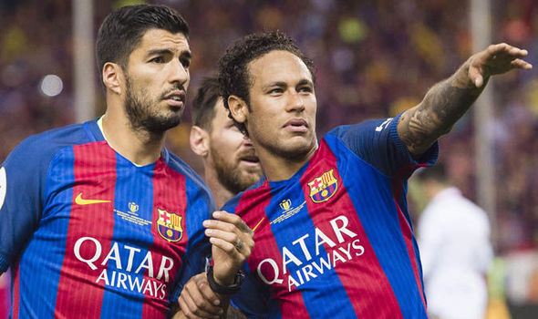 Barcelona Star Luis Suarez Is Aware Of Neymars Plan To Join Real Madrid In 2019