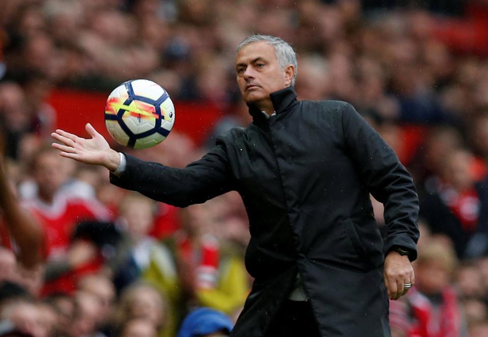 Jose Mourinho Ready To Sign Mega New £65M Five Year Man Utd Contract