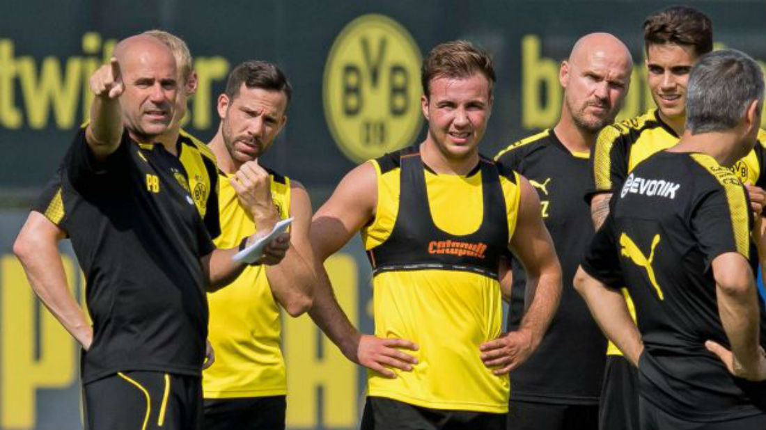 Borussia Dortmunds Season Goals In Danger After Champions League Disappointment
