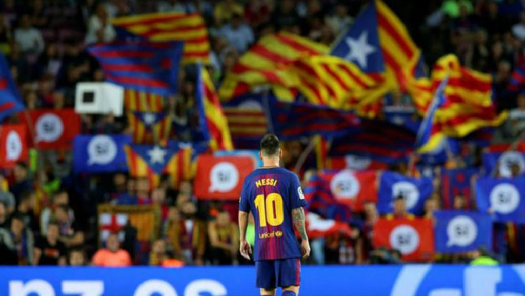 Barcelona To Clash With Atletico Madrid Amidst Catalonia Referendum