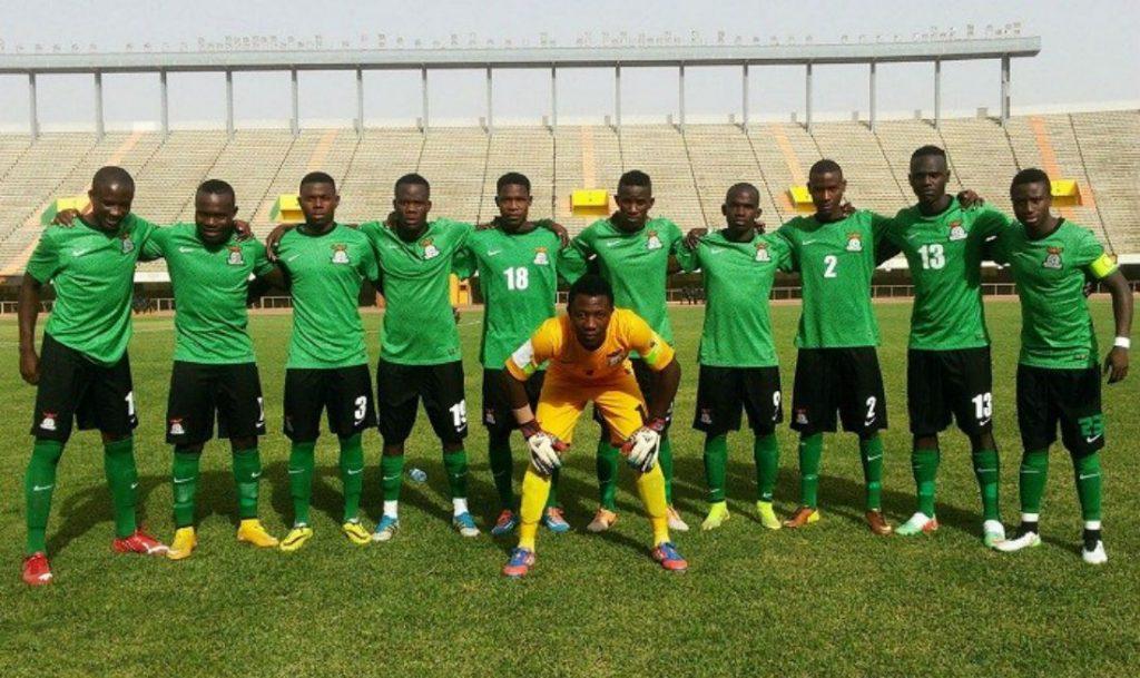 Zambia To Kick Start FIFA Youth Project