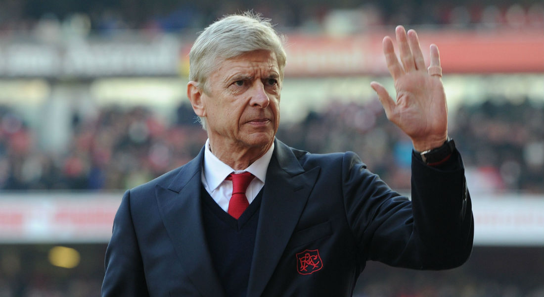 Arsenal Boss Arsene Wenger Says Man City Are Not Unstoppable And Blasts Referee AGAIN