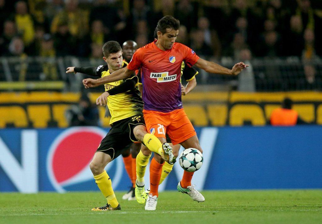 Dortmund Apoel