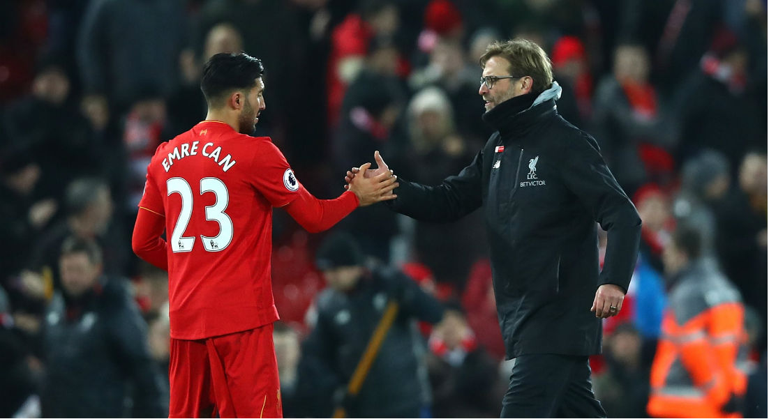 Emre Can Lifts The Lid On His Liverpool Contract Dispute... Will He Stay?