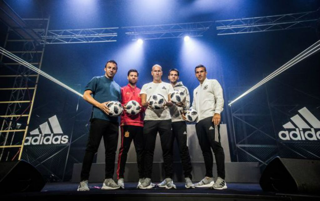 Adidas Telstar 18 Unveiled As The Official Match Ball For Russia 2018