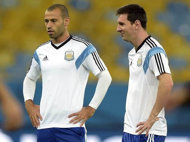Barcelona Star Lionel Messi Thinks Mascherano Could Be Set For Stunning Liverpool Return
