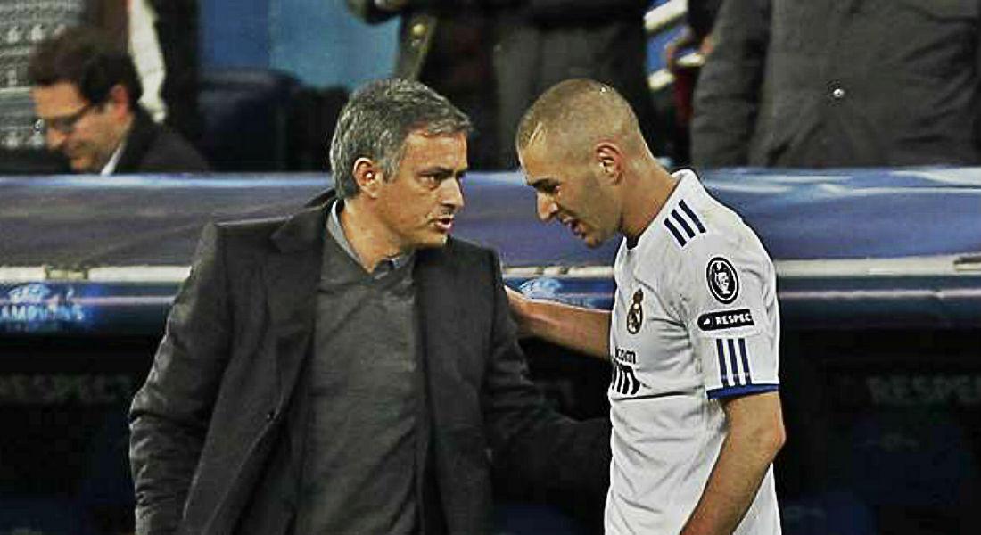 « C'est le seul n°9 qui n'est pas égoïste dans son jeu »-Mourinho