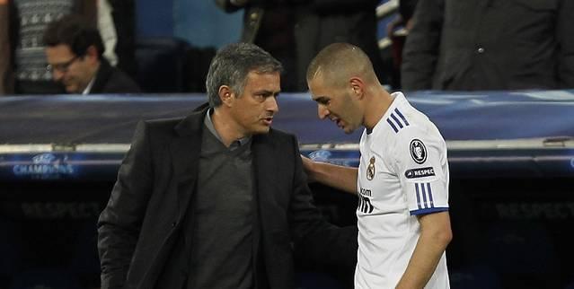 Real Madrid Star Karim Benzema Reveals Details Of Bizarre Meeting With Jose Mourinho