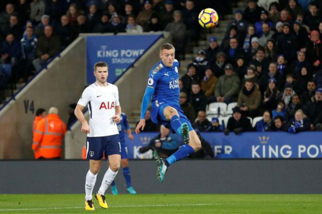 Tottenham Vs Leicester City: Leicester 2-1 Tottenham: Vardy,Mahrez Strike Wonder Goals