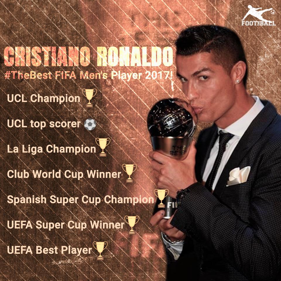 Cristiano Ronaldo: I Want SEVEN Children And As Many Ballon d'Ors