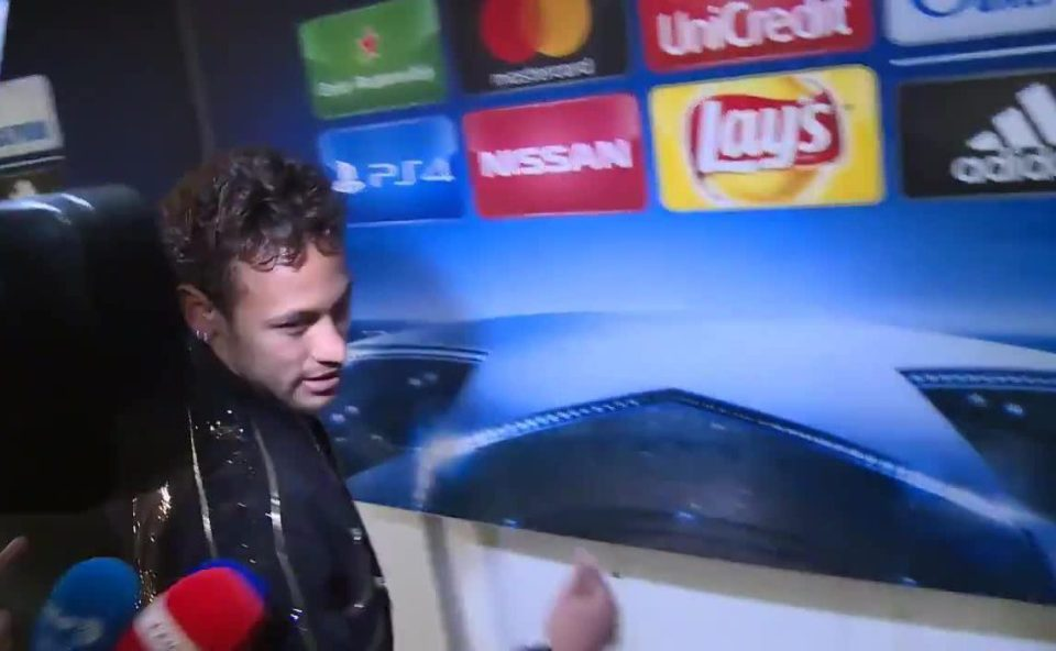 FOR F*** SAKE PSG Superstar Neymar Storms Out After Being Asked About Real Madrid Move