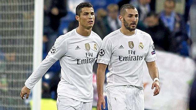 Cristiano Ronaldo Is More Selfish Than Me, Says Real Madrid Striker Karim Benzema