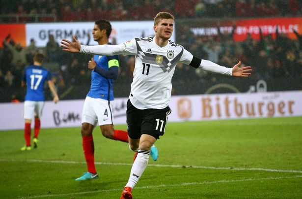 Germany 2 France 2: Stindl Rescues Last Gasp Draw For Hosts After Lacazette Double