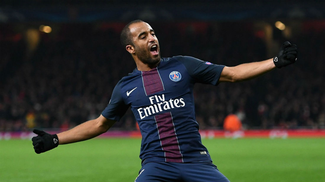 Liverpool Given Chance To Sign PSG Star Lucas Moura From Under The Noses Of Man Utd