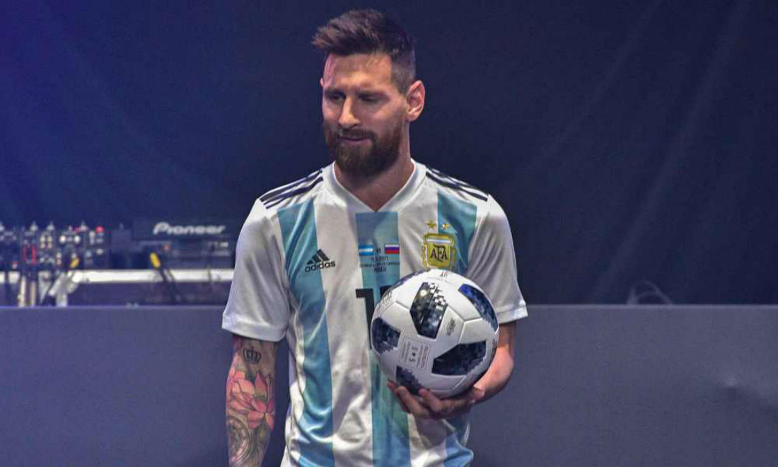 If You Love Football, You Love To Watch Messi   Wenger Delighted Barcelona Star Lionel Messi Will Grace World Cup