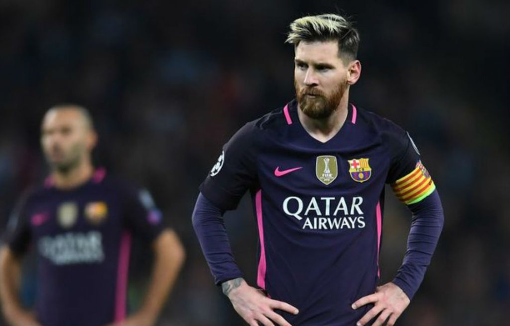 Barcelona Superstar Lionel Messi Dictating Transfer Policies At Nou Camp