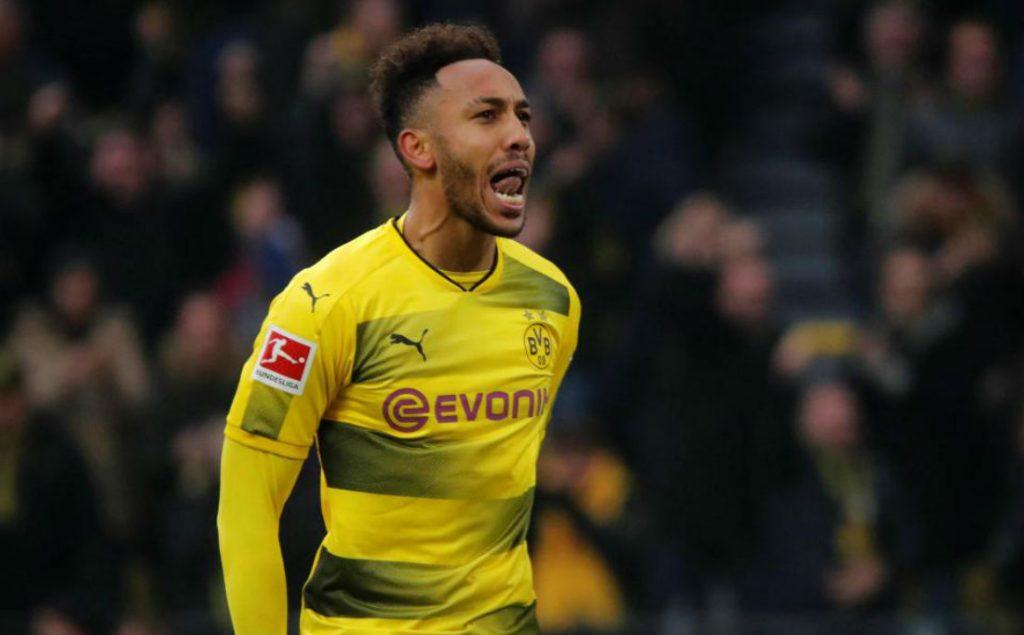Chelsea Offered Borussia Dortmund Striker Pierre Emerick Aubameyang As The Bundesliga Club Run Out Of Patience