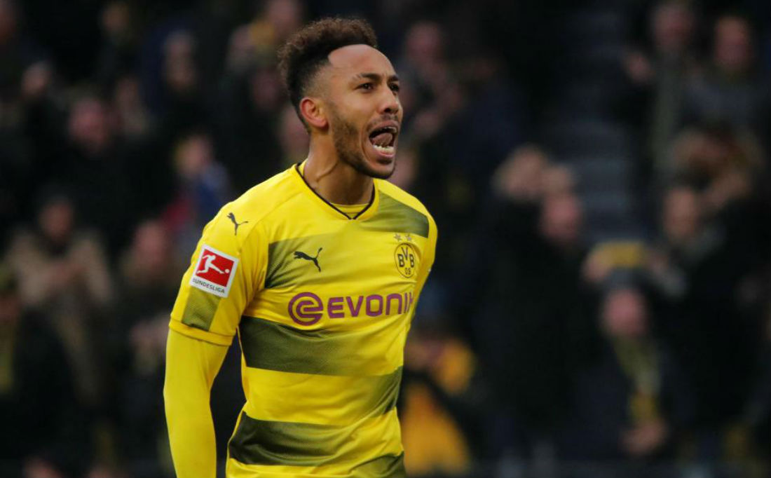 Everton Plot £60M Swoop For Liverpool And Chelsea Target Aubameyang