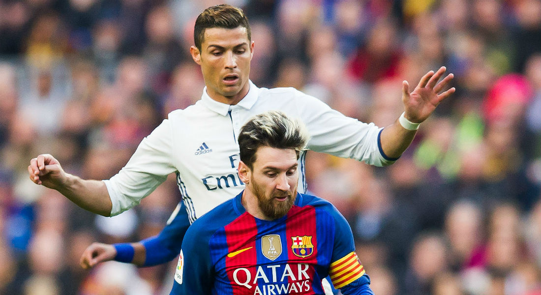 Cristiano Ronaldo And Lionel Messi To Go Head To Head For ANOTHER Award This Month