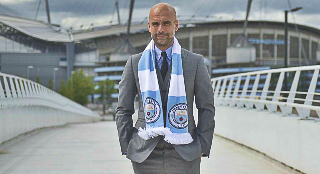 Pep Guardiola Wants A £50M War Chest To Strengthen His Quadruple Chasing Man City Squad
