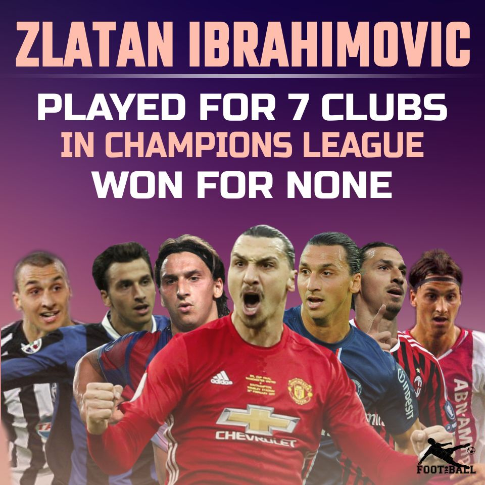 Man Utd Star Zlatan Opens Up About His Arsenal Trial Of 2000… Calling It A Waste Of Time
