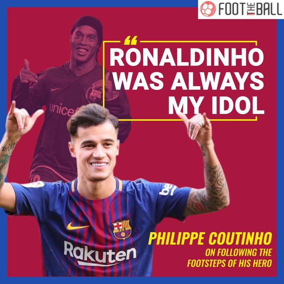 Lucas Moura Goal Liverpool: Brazil Legend Kaka Tips Philippe Coutinho To Win Ballon D