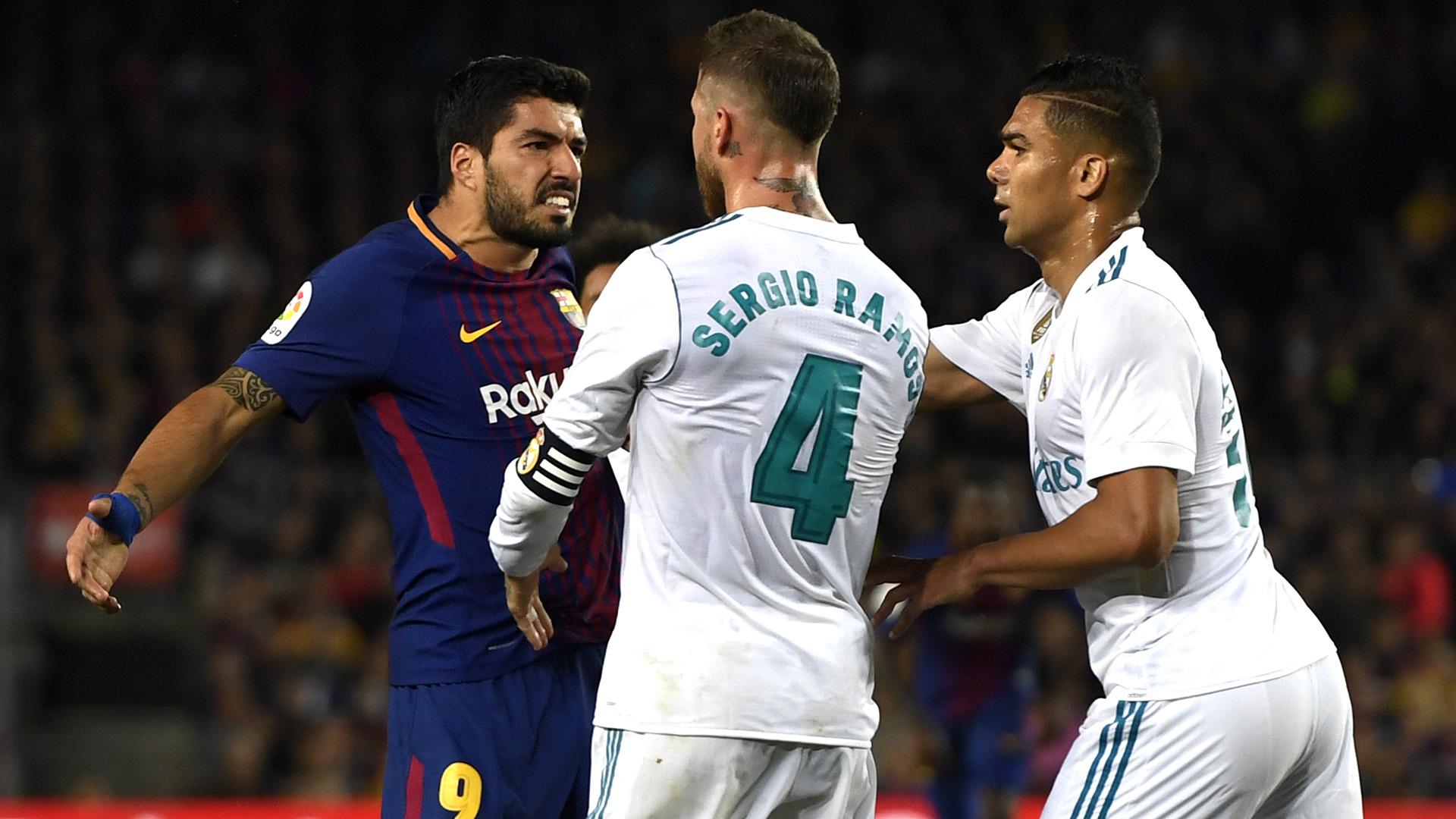 Real Madrid Vs Fcb 2019