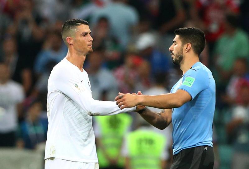Portugal bid farewell to their world cup race in russia with sorrow portugal bid farewell to their world cup race in russia with sorrow and pride m4hsunfo