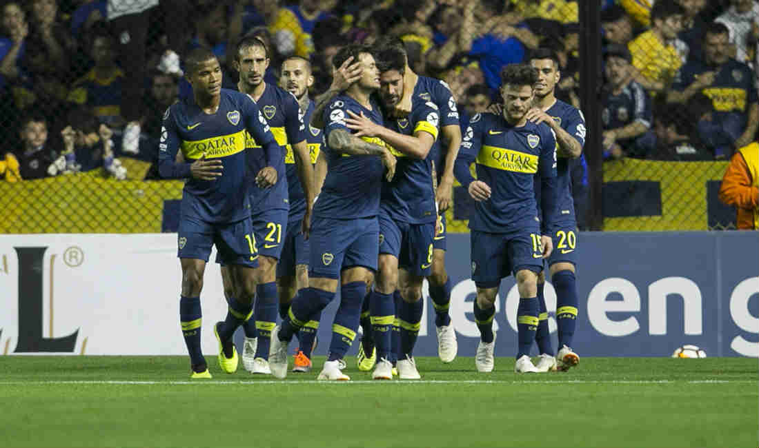 Flipboard  Cruzeiro 1 Boca Juniors 1 (1-3 agg)  Visitors through to ... 8f15649cfc89b