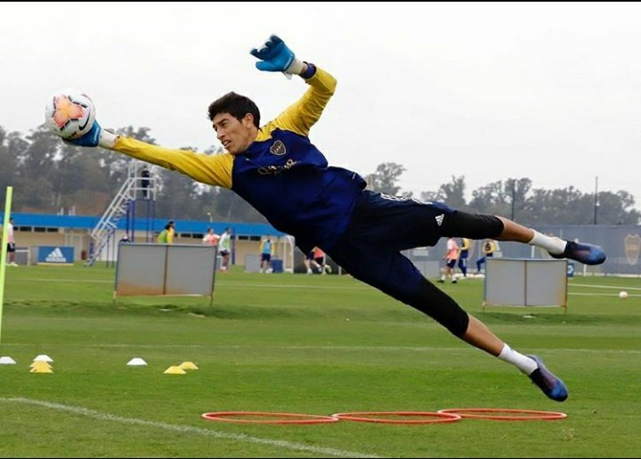 What is available in the Goalkeeping Rack for Scaloni's Argentina?