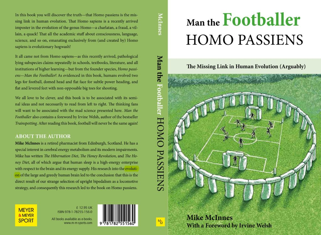 Cover of the book Man the Footballer HOMO PASSIENS