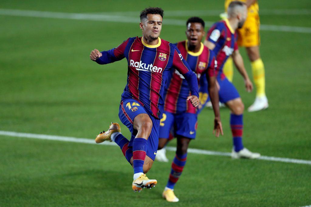 La Liga Roundup 2020/21: Matchday 5