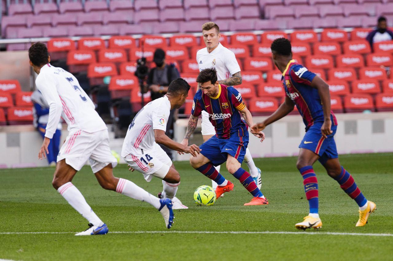 Match Report La Liga match day 7