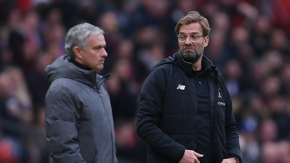 Klopp vs Mourinho