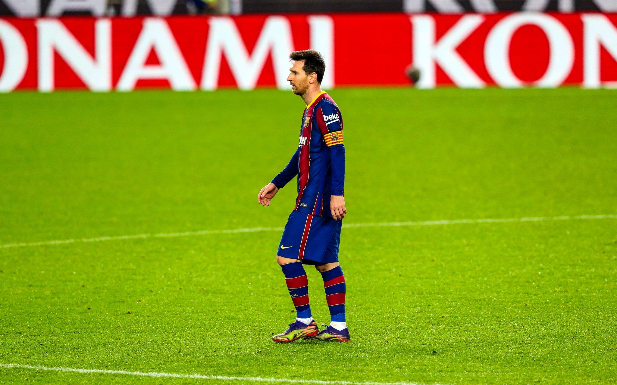 Lionel Messi Transfer Saga