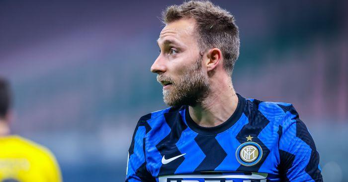 Christian Eriksen at Inter Milan